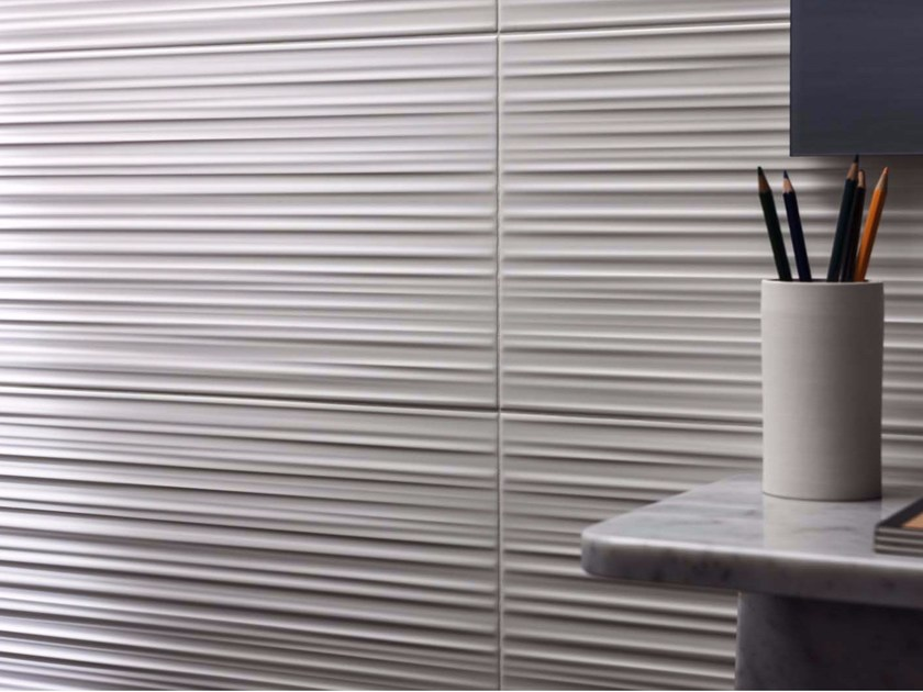 White-paste wall tiles ABSOLUTE WHITE by MARAZZI