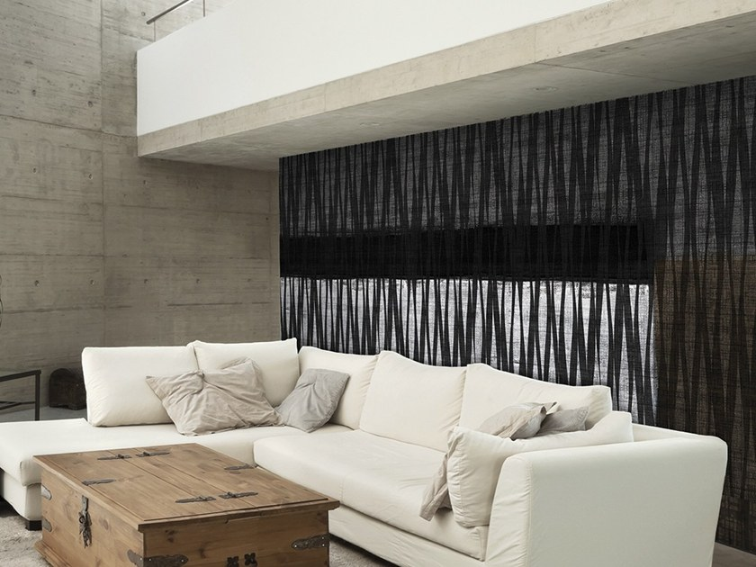 Vinyl or fyber glass wallpaper ABSTRACT by N.O.W. Edizioni