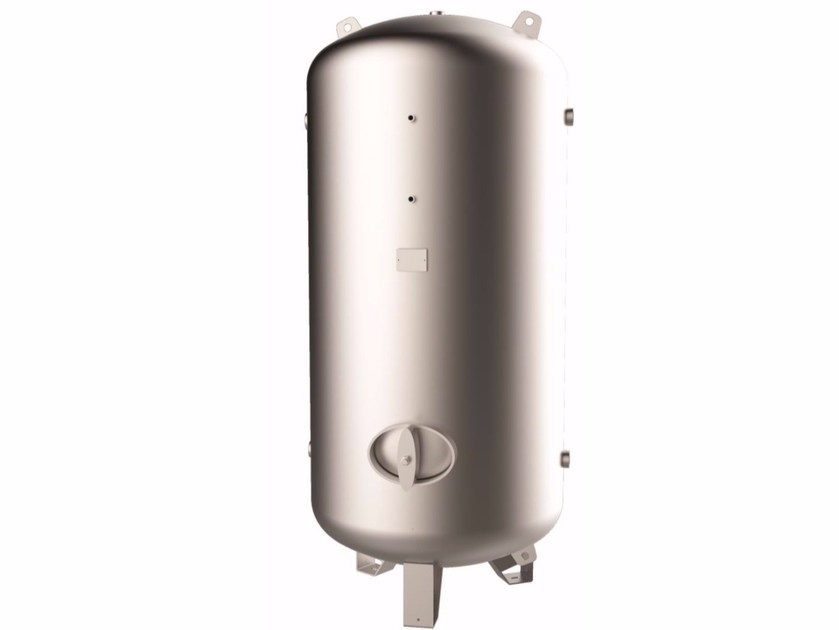 Tank and autoclave system AC by Fiorini Industries
