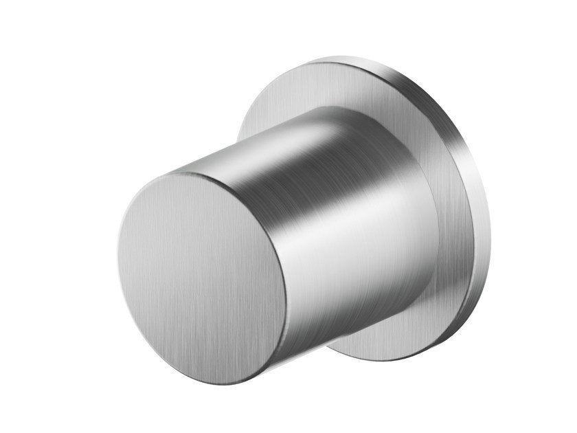 Stainless steel Wall elbow AC974 | Wall elbow by MGS