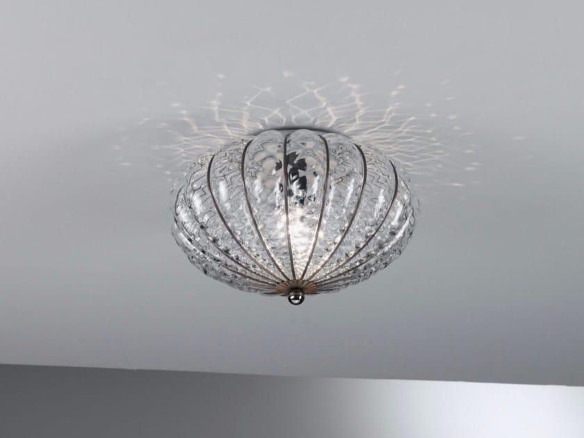 Murano glass ceiling light ACCADEMIA MC 121 by Siru