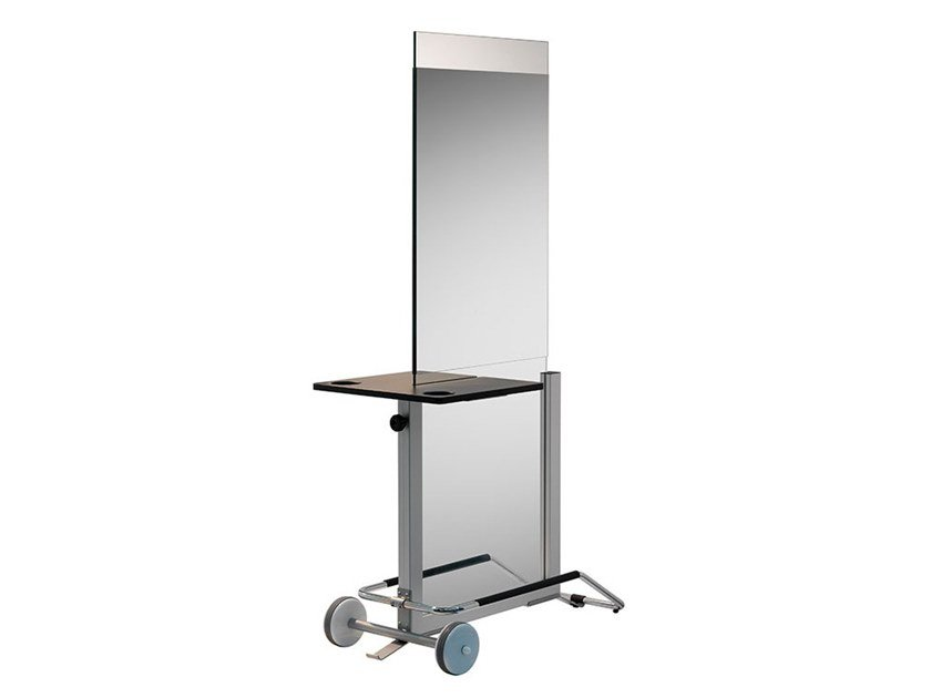 Free-standing styling unit ACCADEMIA by Maletti
