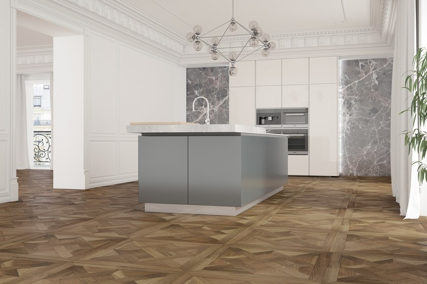 Wooden wall/floor tiles ACCADEMIA | Wooden wall/floor tiles by Alma by Giorio