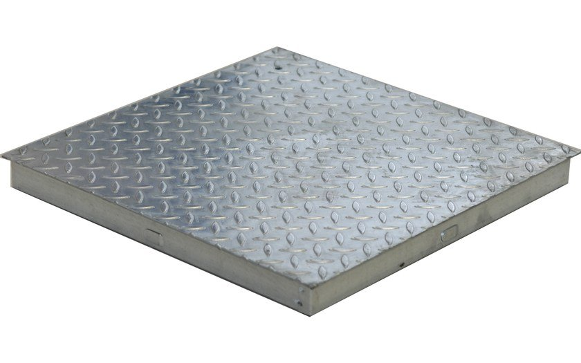 Manhole cover and grille for plumbing and drainage system ACCESS COVER by LINK industries
