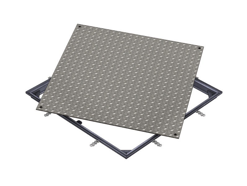 ACCESS COVER SOLID GS - B125