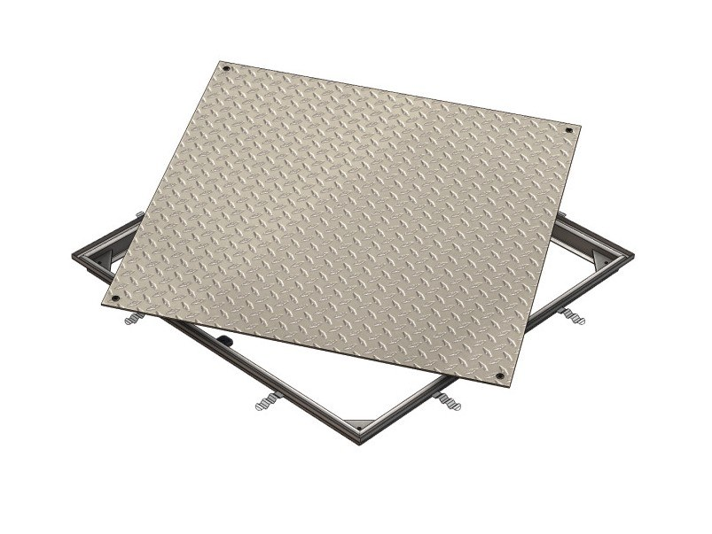 ACCESS COVER SOLID SS - B 125