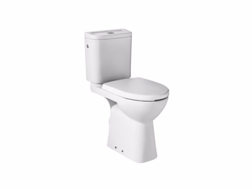 Toilet for disabled with external cistern ACCESS   Toilet for disabled by ROCA SANITARIO