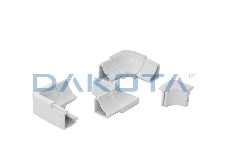 Thermoplastic resin flooring profile ACCESSORI PROFILO SGUSCIO MAGNUM by Dakota