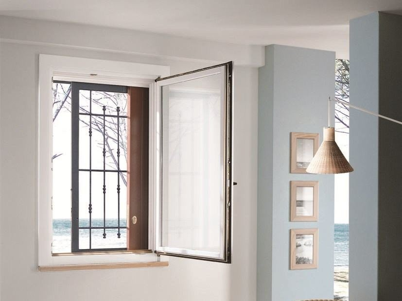 Subframe with double doors ACCORDO by SCRIGNO