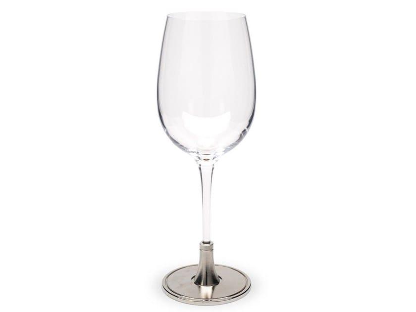 Crystal wine glass ACGGLAR010NS | Wine glass by Officine Gullo