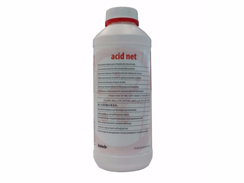 Surface cleaning product ACID NET by Butech