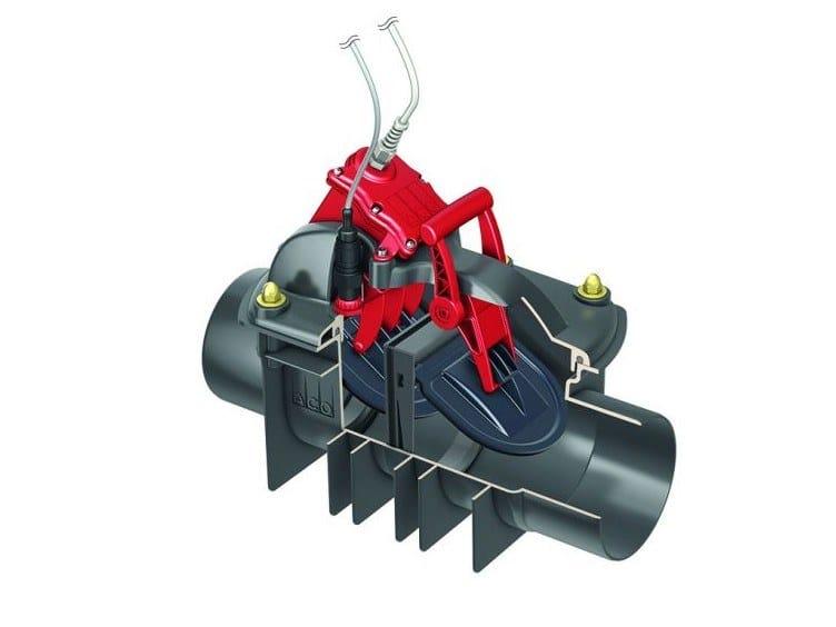 Component for sewer network ACO Quatrix K by ACO PASSAVANT