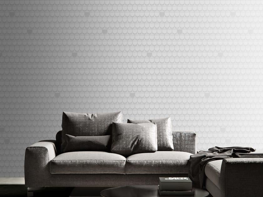 Motif vinyl wallpaper ACORN by Baboon