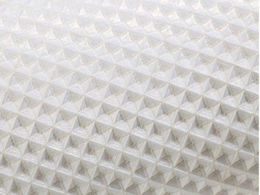 Tessuto tridimensionale ignifugo con proprietà acustiche ACOUSTIC 3D 5 by Giovanardi