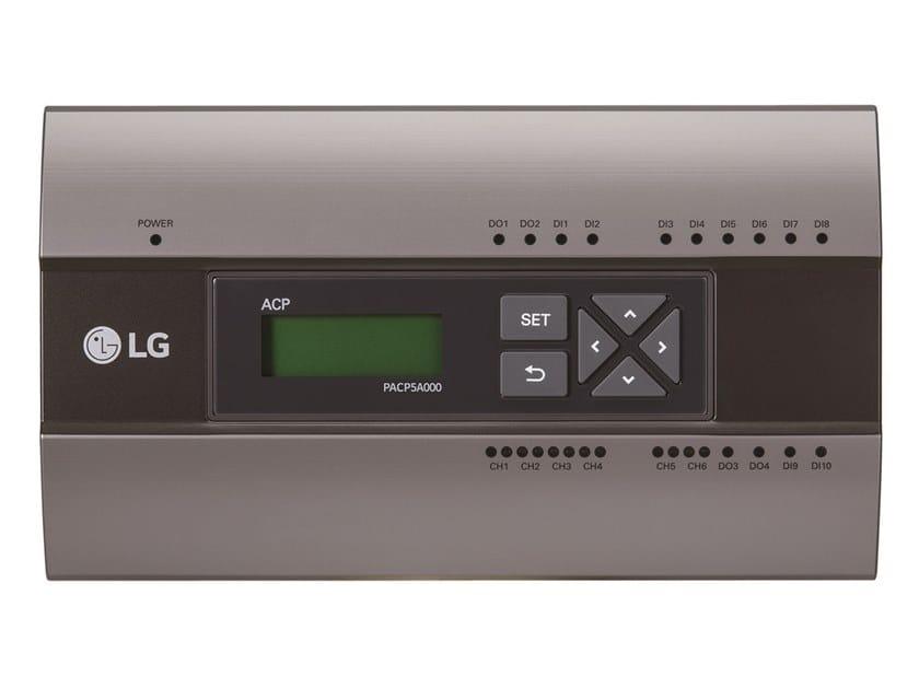 Heat regulation and hygrometric control ACP 5 by LG Electronics