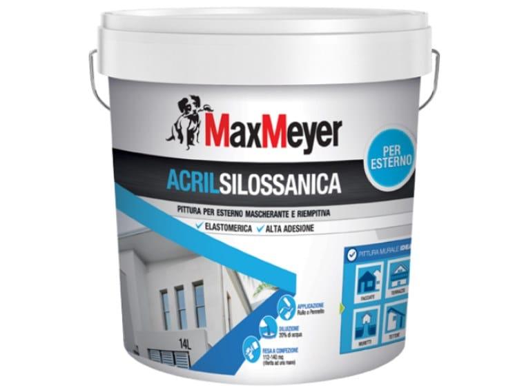 Colori Per Esterni Max Meyer : Maxmeyer pitture vernici e protettivi archiproducts