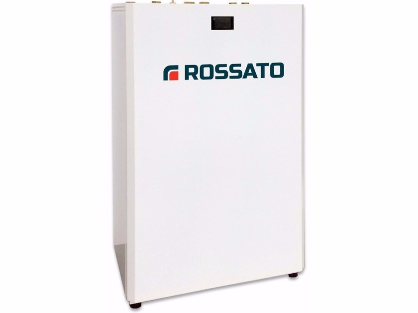 Heat pump and geothermal terminal ACTEA SI by Rossato Group