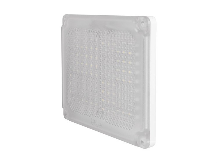 Plafoniera Rettangolare Led : Plafoniera a led action w quicklighting