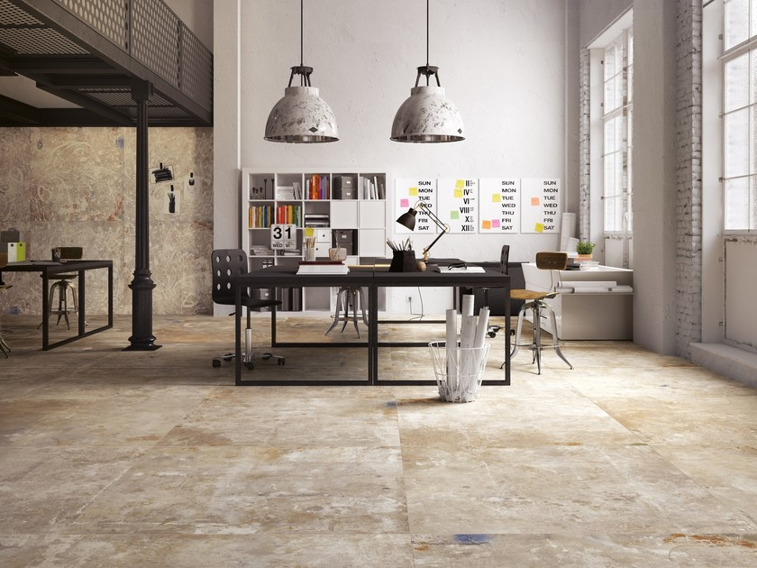 Wall/floor tiles ACTION DARK by CERAMICA FONDOVALLE