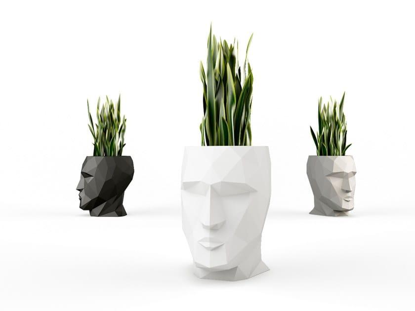 ADÀN Y EVA | High garden vase