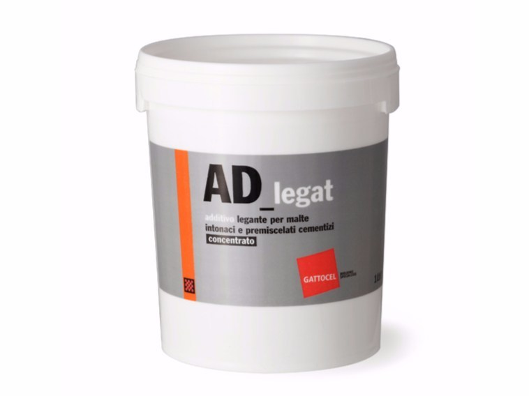 Screed and base layer for flooring AD_legat by Gattocel Italia