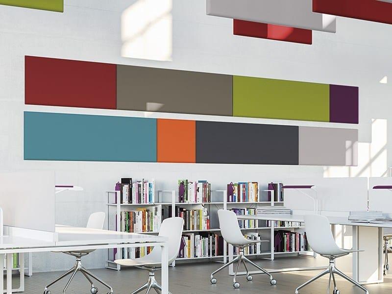 Decorative acoustical panels ADDENDA | Decorative acoustical panel by MANADE