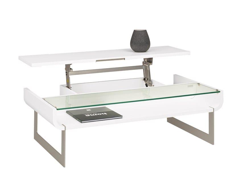 ADDICT   Table basse avec rangement By GAUTIER FRANCE