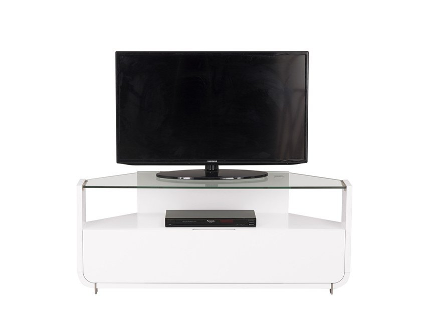 addict mobile tv angolare by gautier france. Black Bedroom Furniture Sets. Home Design Ideas