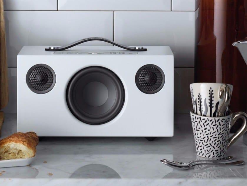 Wireless aluminium speaker ADDON C5 by Audio Pro