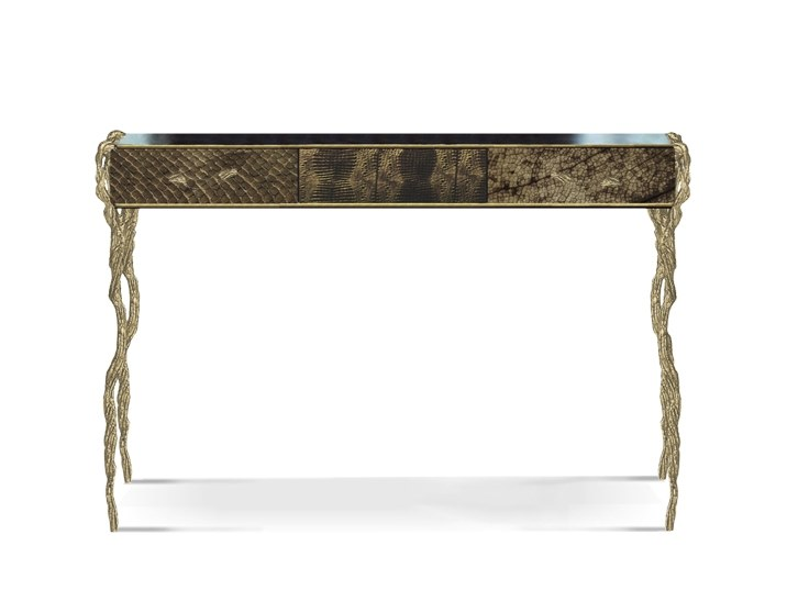 Rectangular console table ADELAIDE | Console table by Duquesa & Malvada