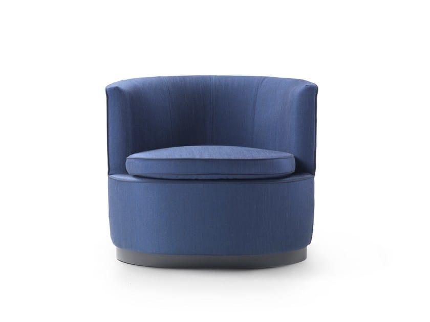 Armchair ADELE by Mood by Flexform