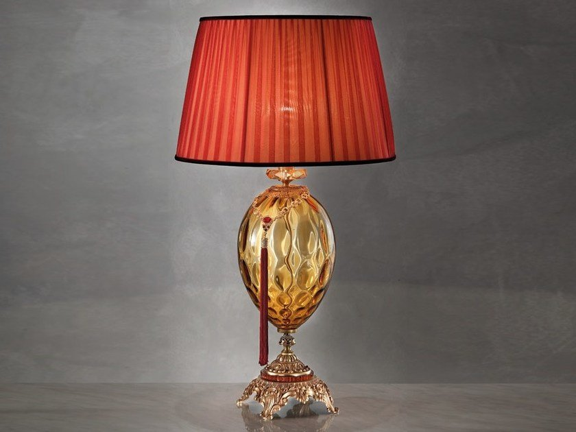 Table lamp ADELE | Table lamp by Euroluce Lampadari