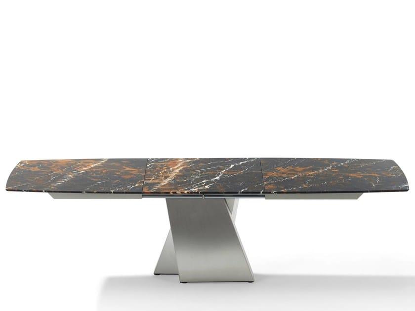 ADLER II | Tisch aus Stein