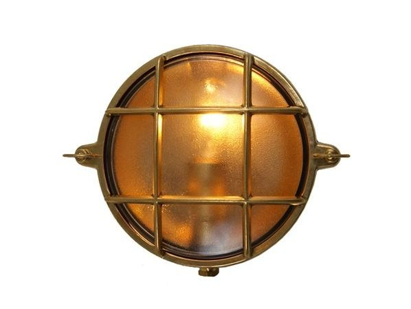 Direct light handmade ceiling light ADOO MARINE NAUTICAL WALL LIGHT by Mullan Lighting
