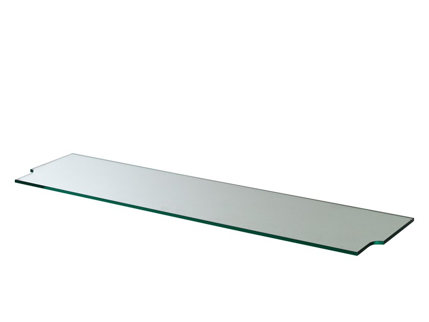 Glass wall shelf ADULIS | Glass wall shelf by GAUTIER FRANCE