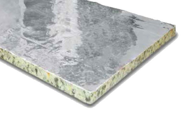 Impact insulation system AEMIX PUR by VALLI ZABBAN SPA