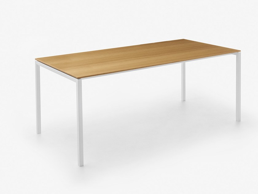 Metal table AER   Table by Fantin