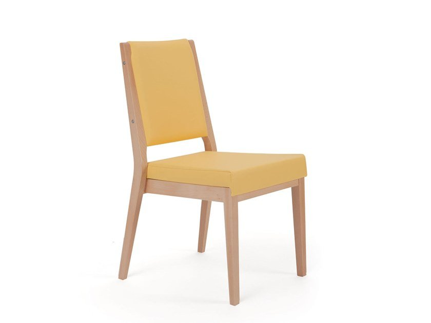Stackable fabric chair AERO | HEALTH & CARE | Chair by PIAVAL