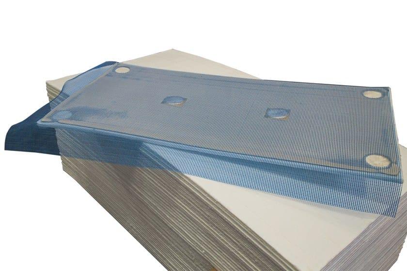 Sistema per isolamento a cappotto AEROPAN FAST by AMA Composites