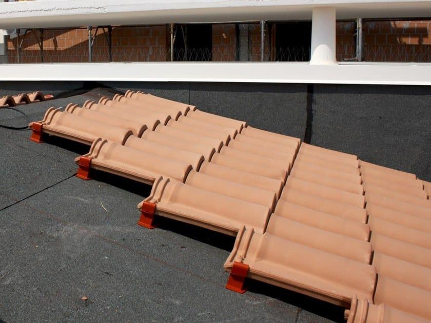 Ventilated roof system AERtegola® by AERtetto