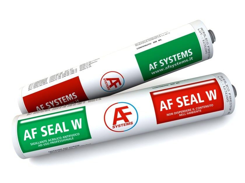 Acrylic sealant AF SEAL W by AF SYSTEMS
