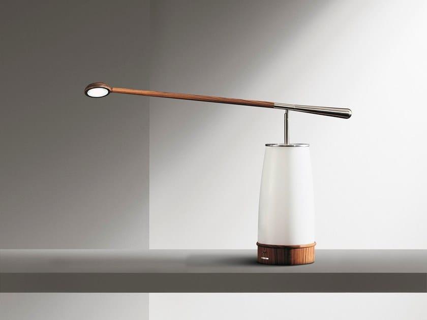 Desk lamp AFO by GIORGETTI