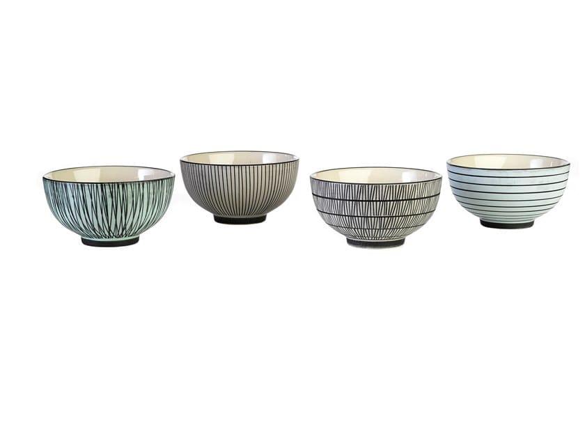 Ceramic Bowls set AFRESH | Bowls set by Pols Potten