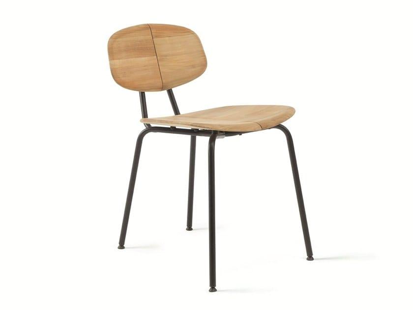 Teak garden chair AGAVE | Chair by Ethimo
