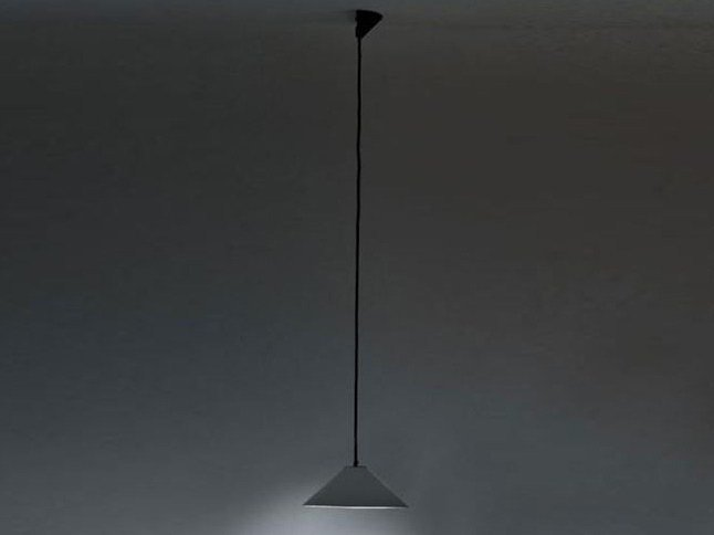 Direct light halogen pendant lamp AGGREGATO CONO by Artemide