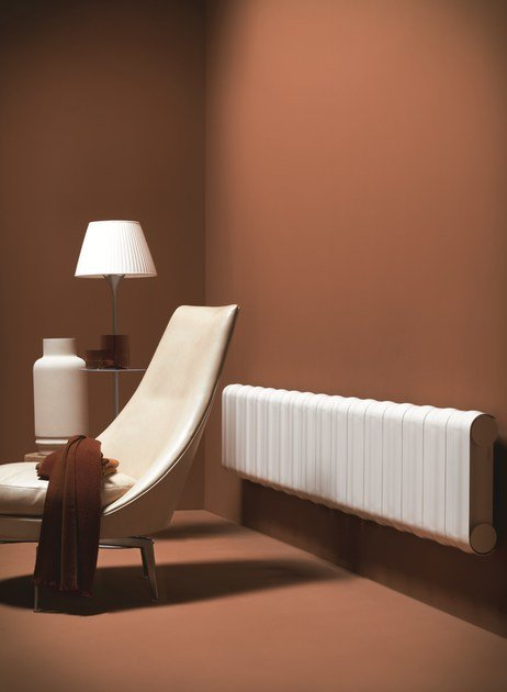 Radiatore orizzontale a parete AGORÀ | Radiatore orizzontale by Tubes Radiatori