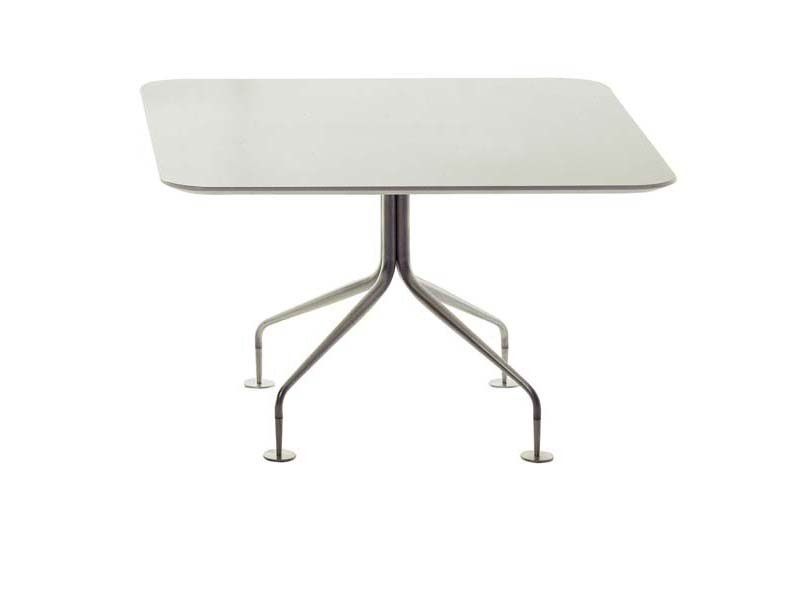 Square garden table AGRA | Square table by Potocco