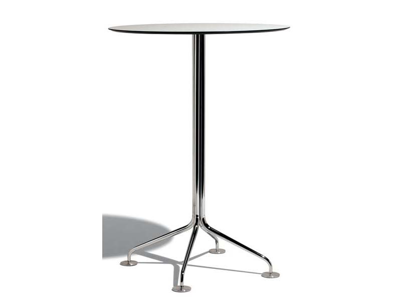 Round high table AGRA | High table by Potocco