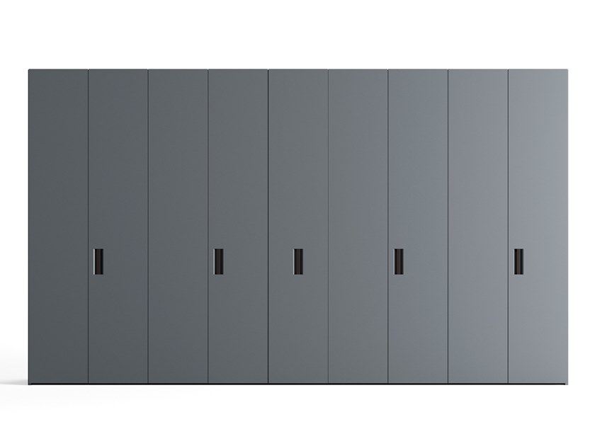 Lacquered wardrobe PLURIMO - AIACE by JESSE