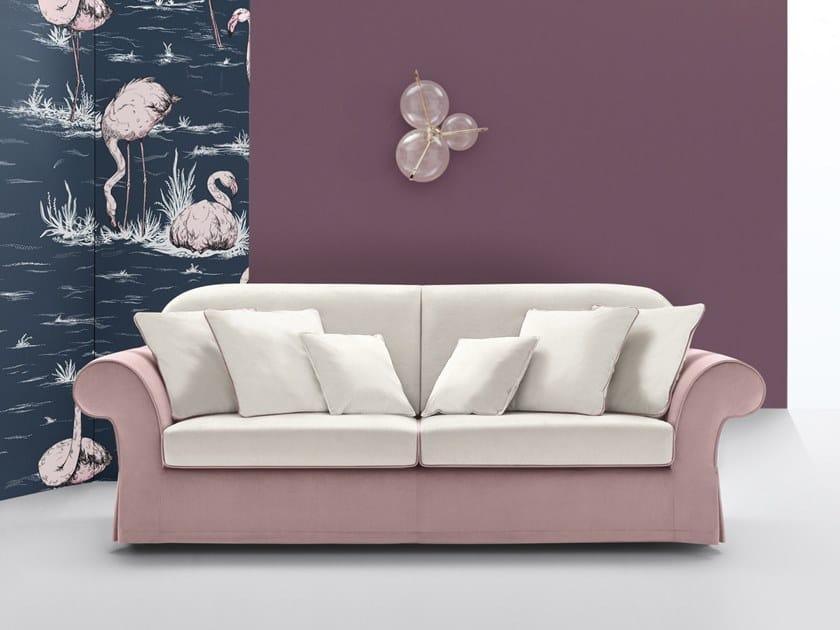 3 seater fabric sofa AIDA | 3 seater sofa by Felis